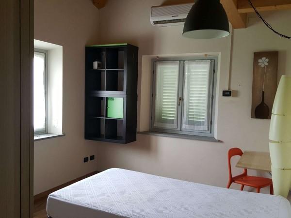 Appartamento in affitto a Grugliasco, Borgata Quaglia, Arredato, con giardino, 110 mq - Foto 24