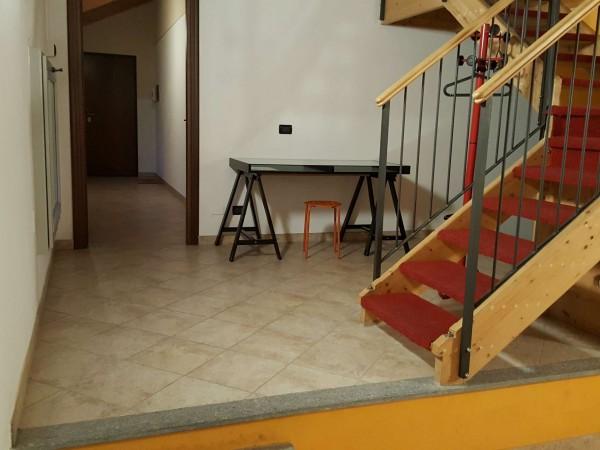 Appartamento in affitto a Grugliasco, Borgata Quaglia, Arredato, con giardino, 110 mq - Foto 26