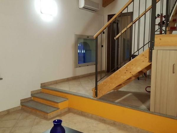 Appartamento in affitto a Grugliasco, Borgata Quaglia, Arredato, con giardino, 110 mq - Foto 16