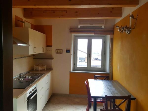 Appartamento in affitto a Grugliasco, Borgata Quaglia, Arredato, con giardino, 110 mq - Foto 29