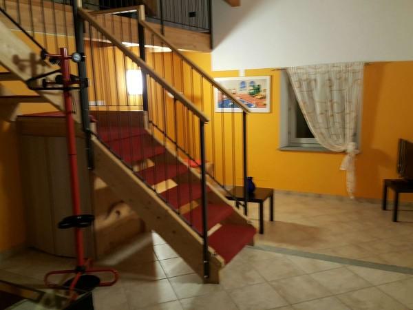 Appartamento in affitto a Grugliasco, Borgata Quaglia, Arredato, con giardino, 110 mq - Foto 11