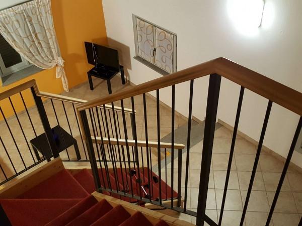 Appartamento in affitto a Grugliasco, Borgata Quaglia, Arredato, con giardino, 110 mq - Foto 8