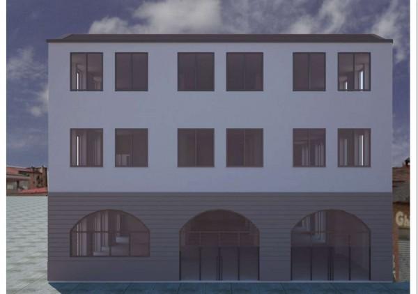 Ufficio in vendita a Milano, Crescenzago, 87 mq