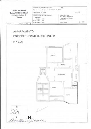 Appartamento in affitto a Roma, Furio Camillo, Con giardino, 99 mq - Foto 2