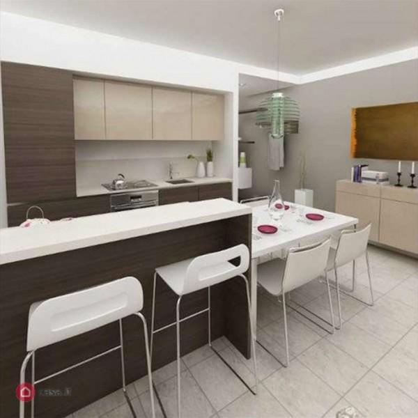 Appartamento in vendita a Desio, Parco - Stazione, Con giardino, 65 mq - Foto 9