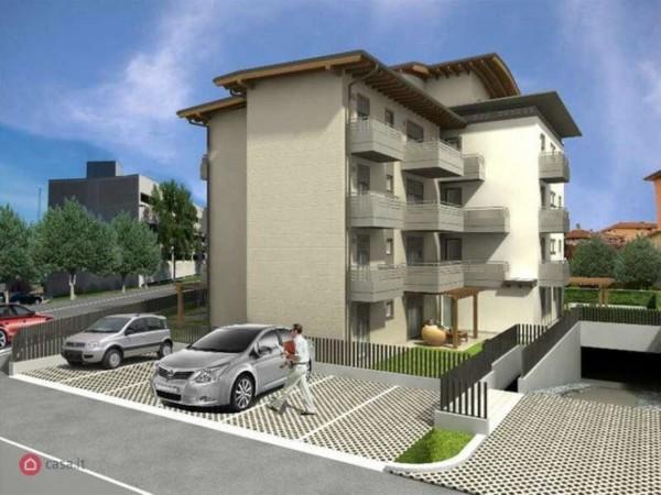 Appartamento in vendita a Desio, Parco - Stazione, Con giardino, 65 mq - Foto 13