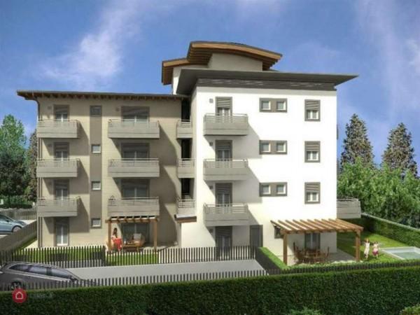 Appartamento in vendita a Desio, Parco - Stazione, Con giardino, 65 mq