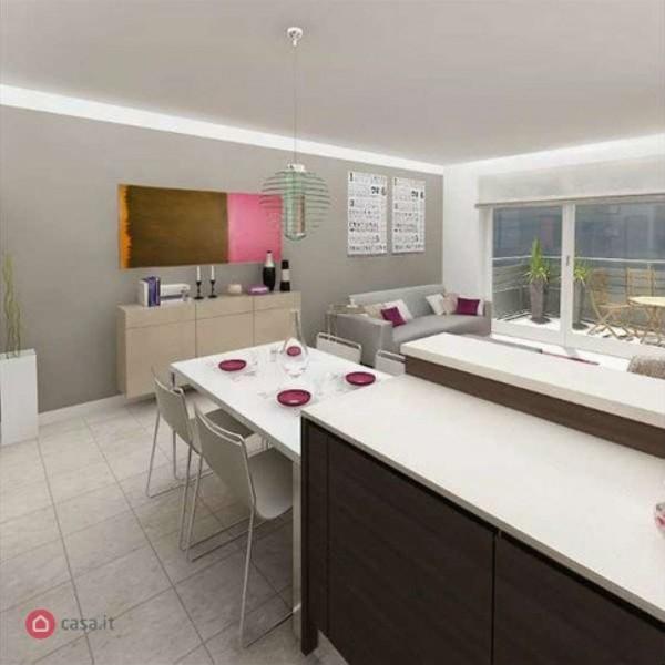 Appartamento in vendita a Desio, Parco - Stazione, Con giardino, 65 mq - Foto 11