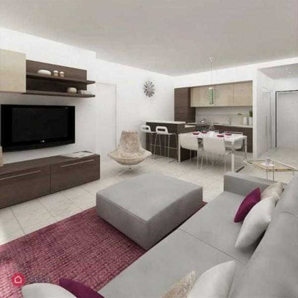 Appartamento in vendita a Desio, Parco - Stazione, Con giardino, 65 mq - Foto 5