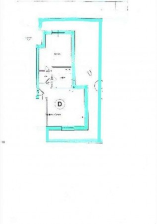 Appartamento in vendita a Desio, Parco - Stazione, Con giardino, 65 mq - Foto 2