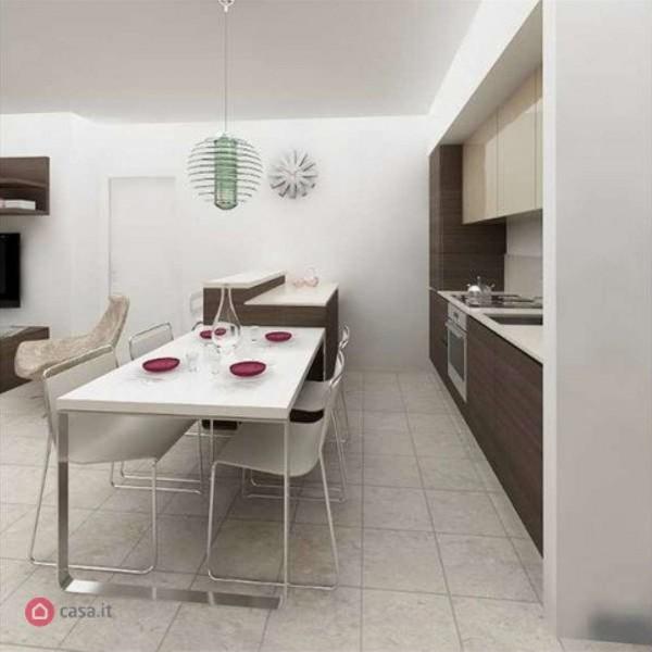 Appartamento in vendita a Desio, Parco - Stazione, Con giardino, 65 mq - Foto 3