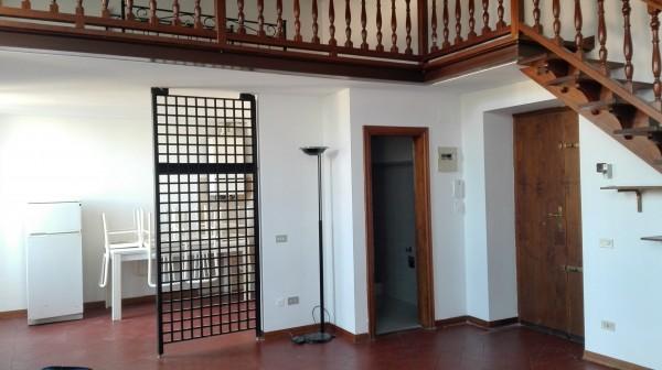 Appartamento in affitto a Spoleto, Centro Storico, 45 mq