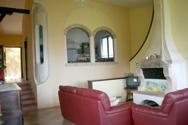 Villa in vendita a Spoleto, A 4 Km Da Spoleto, Con giardino, 220 mq - Foto 4
