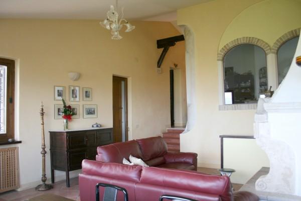 Villa in vendita a Spoleto, A 4 Km Da Spoleto, Con giardino, 220 mq - Foto 13