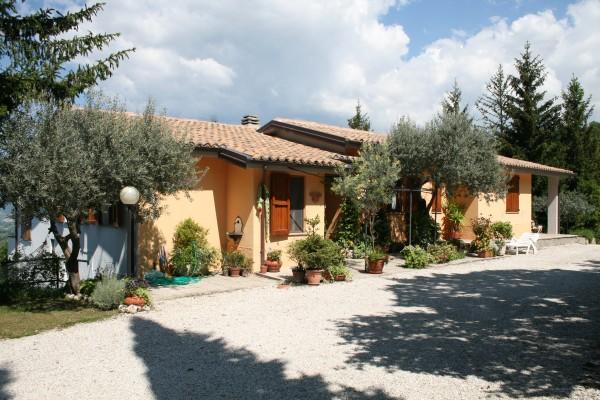Villa in vendita a Spoleto, A 4 Km Da Spoleto, Con giardino, 220 mq - Foto 10