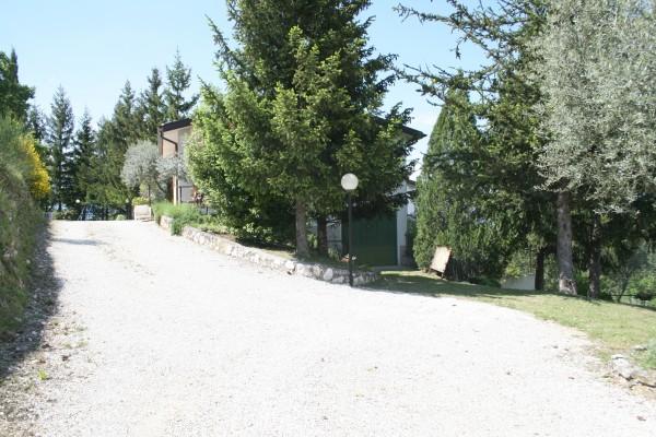 Villa in vendita a Spoleto, A 4 Km Da Spoleto, Con giardino, 220 mq - Foto 7