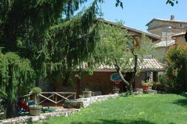 Rustico/Casale in vendita a Spoleto, Frazione Di Spoleto, Con giardino, 100 mq