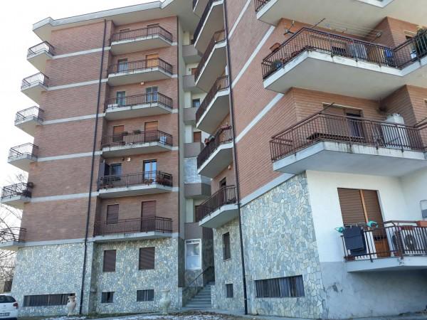 Appartamento in vendita a Robassomero, Con giardino, 115 mq