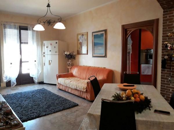 Appartamento in vendita a Robassomero, Con giardino, 115 mq - Foto 19