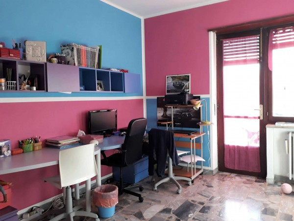 Appartamento in vendita a Robassomero, Con giardino, 115 mq - Foto 11