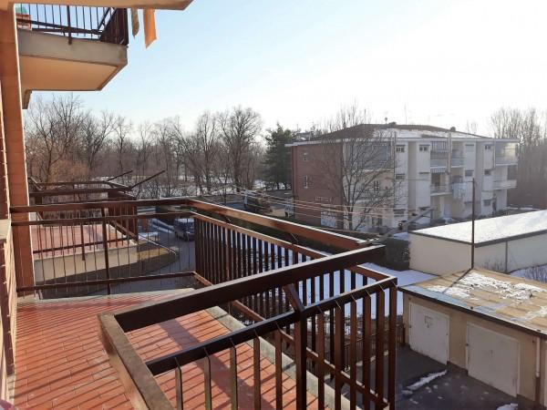 Appartamento in vendita a Robassomero, Con giardino, 115 mq - Foto 3