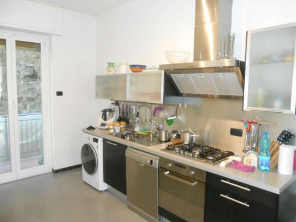Appartamento in vendita a Genova, Fine Via Ausonia, Con giardino, 95 mq - Foto 48