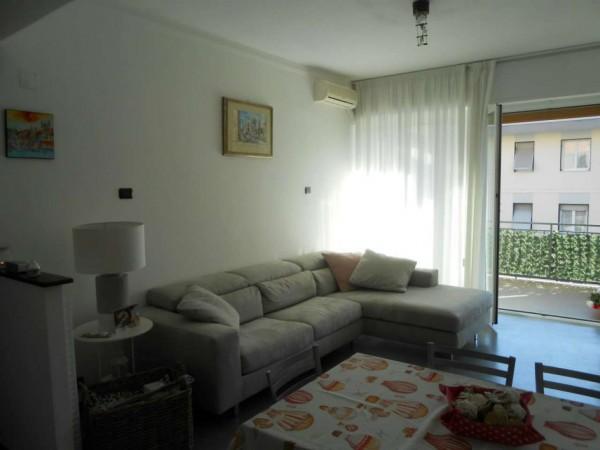 Appartamento in vendita a Genova, Fine Via Ausonia, Con giardino, 95 mq - Foto 54