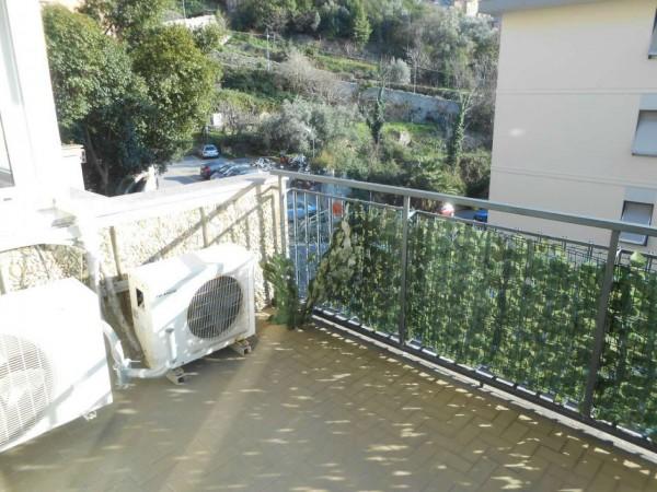 Appartamento in vendita a Genova, Fine Via Ausonia, Con giardino, 95 mq - Foto 11
