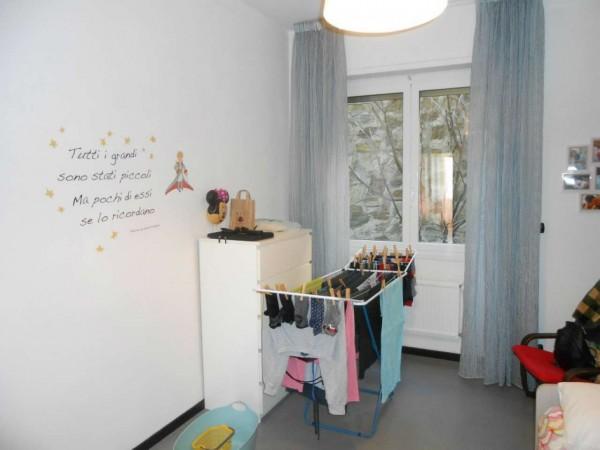 Appartamento in vendita a Genova, Fine Via Ausonia, Con giardino, 95 mq - Foto 23