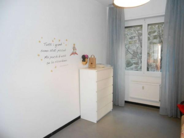 Appartamento in vendita a Genova, Fine Via Ausonia, Con giardino, 95 mq - Foto 26