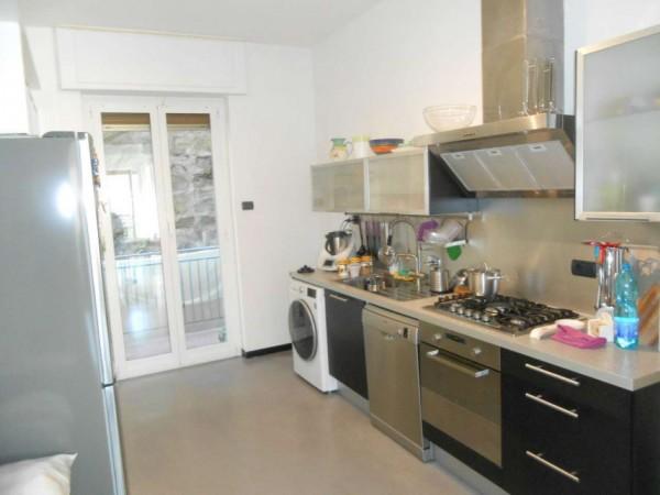 Appartamento in vendita a Genova, Fine Via Ausonia, Con giardino, 95 mq - Foto 70