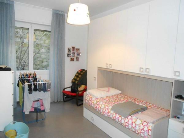 Appartamento in vendita a Genova, Fine Via Ausonia, Con giardino, 95 mq - Foto 24