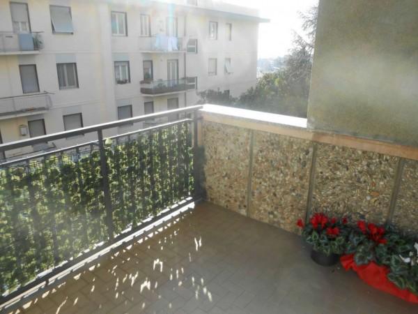 Appartamento in vendita a Genova, Fine Via Ausonia, Con giardino, 95 mq - Foto 6
