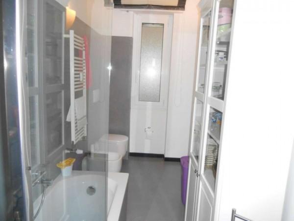Appartamento in vendita a Genova, Fine Via Ausonia, Con giardino, 95 mq - Foto 16