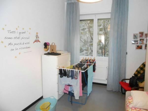 Appartamento in vendita a Genova, Fine Via Ausonia, Con giardino, 95 mq - Foto 22