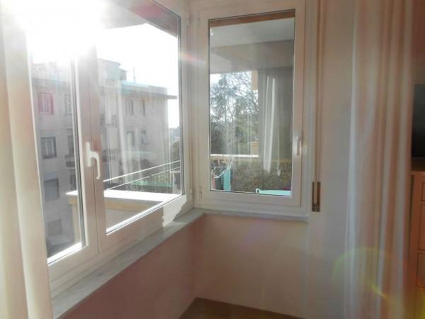 Appartamento in vendita a Genova, Fine Via Ausonia, Con giardino, 95 mq - Foto 36
