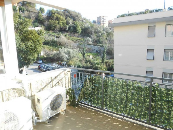Appartamento in vendita a Genova, Fine Via Ausonia, Con giardino, 95 mq - Foto 5