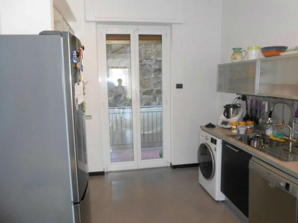Appartamento in vendita a Genova, Fine Via Ausonia, Con giardino, 95 mq - Foto 51