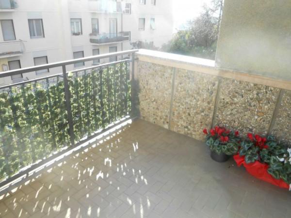 Appartamento in vendita a Genova, Fine Via Ausonia, Con giardino, 95 mq - Foto 12