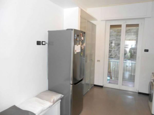 Appartamento in vendita a Genova, Fine Via Ausonia, Con giardino, 95 mq - Foto 69