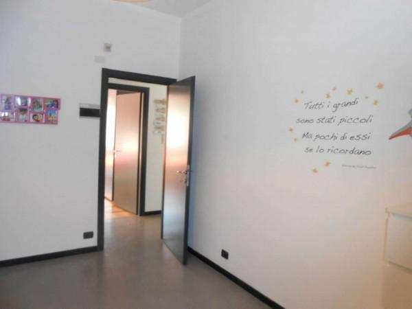 Appartamento in vendita a Genova, Fine Via Ausonia, Con giardino, 95 mq - Foto 28