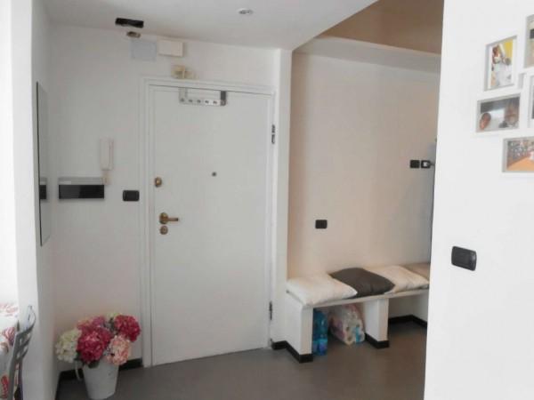 Appartamento in vendita a Genova, Fine Via Ausonia, Con giardino, 95 mq - Foto 63