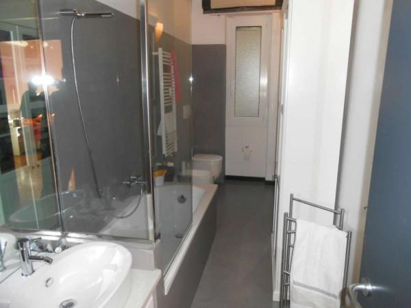 Appartamento in vendita a Genova, Fine Via Ausonia, Con giardino, 95 mq - Foto 14