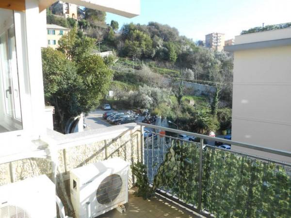 Appartamento in vendita a Genova, Fine Via Ausonia, Con giardino, 95 mq - Foto 7