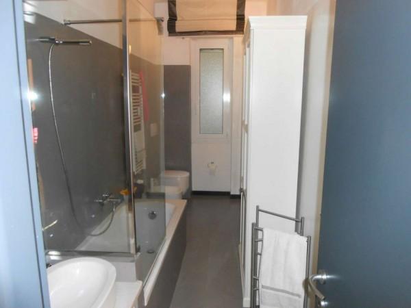 Appartamento in vendita a Genova, Fine Via Ausonia, Con giardino, 95 mq - Foto 17