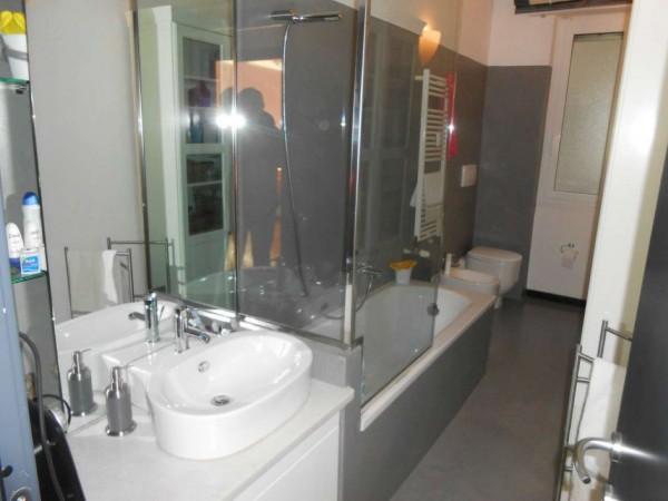 Appartamento in vendita a Genova, Fine Via Ausonia, Con giardino, 95 mq - Foto 8