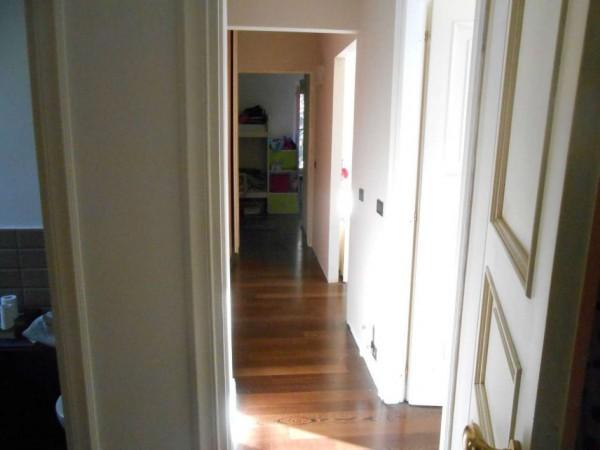 Casa indipendente in vendita a Genova, Adiacenze Via Serra Di Bavari, Con giardino, 140 mq - Foto 24