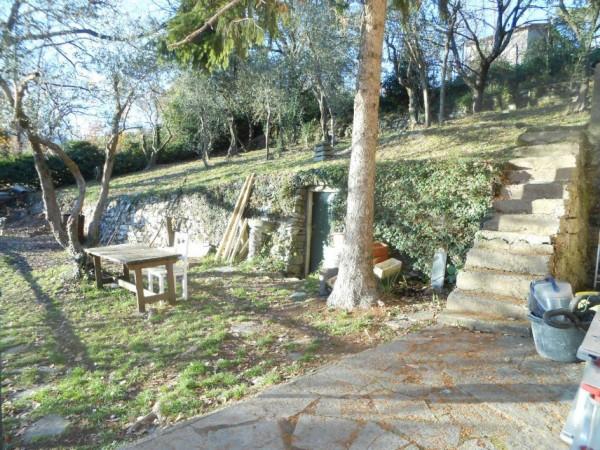 Casa indipendente in vendita a Genova, Adiacenze Via Serra Di Bavari, Con giardino, 140 mq - Foto 6
