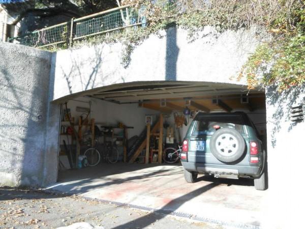 Casa indipendente in vendita a Genova, Adiacenze Via Serra Di Bavari, Con giardino, 140 mq - Foto 41