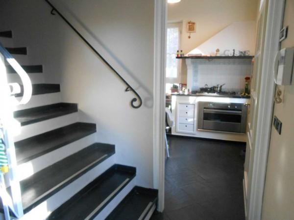 Casa indipendente in vendita a Genova, Adiacenze Via Serra Di Bavari, Con giardino, 140 mq - Foto 35